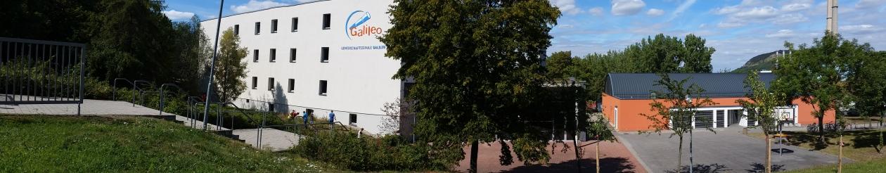 """Gemeinschaftsschule """"Galileo"""" Winzerla"""